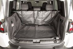 CC Fit 2015-2018 Jeep Renegade  Front and Rear car seat covers paw prints
