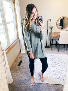 Comfy Style   Tunic   Leggings Outfit Tunic Leggings, Comfy, Blog, Outfits, Clothes, Style, Swag, Suits, Clothing