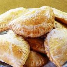 Receta de Empanadas de Cajeta al horno