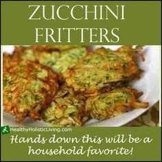 If you have never tried zucchini fritters you are really missing out and my dill dip makes the dish!
