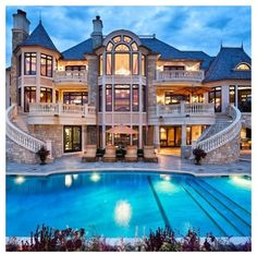 Have A Fancy Houses May Be Is The Dream For Some People. A Big House Or  Fancy House To Live With Family Happy Forever Is The Dream
