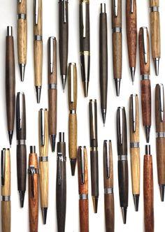 Tips fоr Using Woodturning Lathe Lathe Projects, Wood Turning Projects, Wooden Pen Holder, Pen Design, Pen Turning, Best Pens, Stationery Items, Wood Lathe, Woodworking Tips