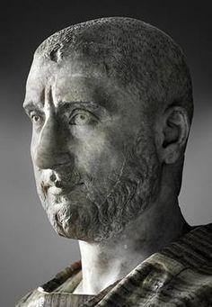 A Roman Emperor, probably Valerian, reigned 253-260, Musei Capitolini, MC476 Cat. 49 (photo: !STORAX, Flickr)
