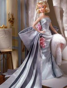 Fashion model delphin