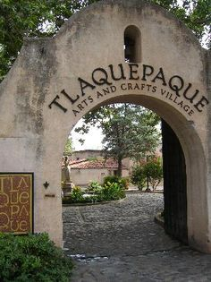 TLAQUEPAQUE, Sedona Art Center.   Very unique.