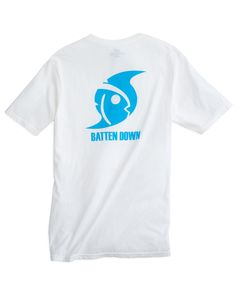 Southern Tide - Batten Down Tee