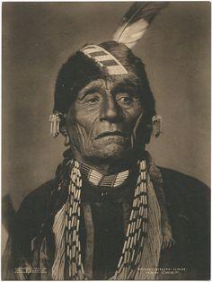 Wah-Shun-Gah. Kaw Chief. by SMU Central University Libraries, via Flickr