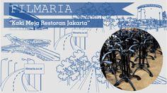 Portofolio Product Kaki Meja Restoran Jakarta - FilMaria