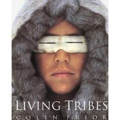 #Inuit carved goggles from caribou antlers to help prevent snow blindness. and block the glare of the sun on the snow. The goggles were curved to fit the user's face and had a large groove cut in the back to allow for the nose. A long thin slit was cut through the goggles to allow in a small amount of light, diminishing the amount of UV rays that get through. The goggles were held to the head by a cord made of caribou sinew