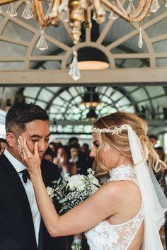 Gorgeous capture of this elegantly boho wedding | Image by Kreativ Wedding