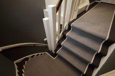 Knus trappenhuis