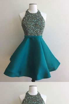 Sequin Homecoming Dress Custom Made Homecoming Dress Homecoming Dresses Green Prom Dress Prom Dress Prom Dresses 2019 Champagne Homecoming Dresses, Backless Homecoming Dresses, Grad Dresses Short, Sequin Prom Dresses, Unique Prom Dresses, Pink Prom Dresses, Long Bridesmaid Dresses, Cute Dresses, Graduation Dresses