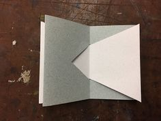 Making Handmade Books: Instructions: Interlocking Double Accordion