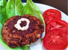 Italian Quinoa Burgers - This recipe looks so good!!!