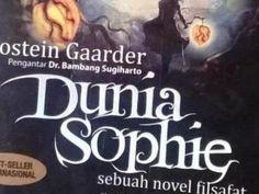 Dunia Sophie, Membaca Buku dalam Buku