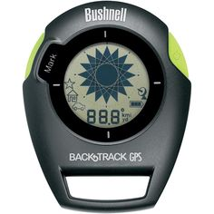 Bushnell Backtrack G2 Personal Locator - Black and Green