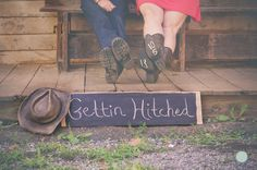 Country engagement pictures.