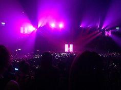 Beyoncé Performing Naughty Girl Glasgow 20.2.2014