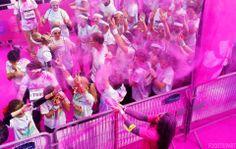 #color #pink #happy #fun