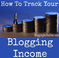 How to track your blogging income