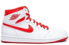 promo code 40b03 15e1c Latest Air Jordan 1 I Retro High White Varsity Red