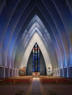 * Igrejas (modernas) pelo mundo. - Blog Carmadélio