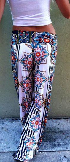 Magic Blue Exuma Pants