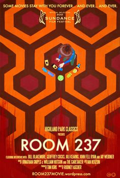 New documentary Room 237 is a definitive guide to all the theories surrounding Stanley Kubrick's horror masterpiece The Shining. Essential viewing for fans of the film and Stephen King's original book too. Streaming Movies, Hd Movies, Movies To Watch, Movies Online, Movie Tv, Hd Streaming, Netflix Movies, Room 237, Stanley Kubrick The Shining