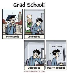 75 Best Grad School Quotes images | Grad school quotes, Phd humor, Gym