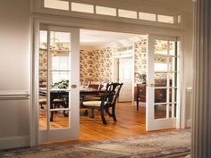 Looking for new trending french door ideas? Find 100 pictures of the very best french door ideas from top designers. French Pocket Doors, Glass Pocket Doors, Sliding Pocket Doors, Glass Doors, Double Doors, Glass French Doors, French Windows, Interior Pocket Doors, Interior Doors