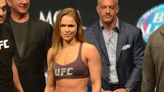 UFC champ Ronda Rousey lands movie roles in 'Entourage' and 'Athena Project'