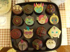 League of Legends cupcakes