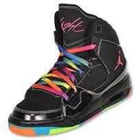 a0adc9a436f8 ... retro 6  Incredible Air Jordan Kids Pink White Black Nike Breathable  kids  rainbow jordans - Google Search wedding Pinterest Kids rainbow ...