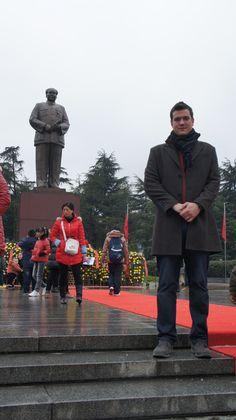 Mao Zedong, Xiangtan, China 2013
