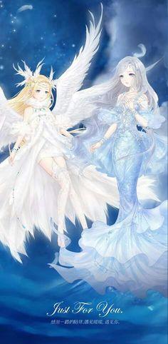 Anjo e sereia