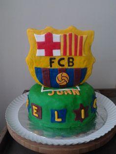 Tarta cumpleaños de Juan
