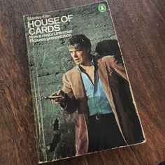 First UK edition of Stanley Ellin's House of Cards, Penguin, 1967. #ilovebooks  (at Hanworth Feltham)