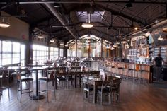 Founders Brewing Company, Grand Rapids, Michigan: the number two craft brewery in the world!