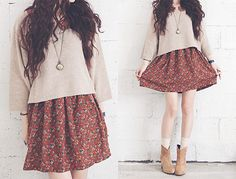 girly fall outfits