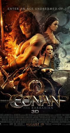 Directed by Marcus Nispel. With Jason Momoa, Ron Perlman, Rose McGowan, Stephen Lang. A vengeful barbarian warrior sets off to get his revenge on the evil warlord who attacked his village and murdered his father when he was a boy.
