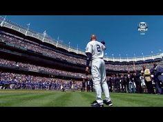 Derek Jeter's farewell speech to the Yankees on Derek Jeter Day - YouTube