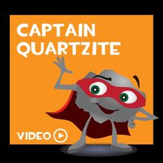 """This is a fun video to share during your Rock Cycle Unit.  I have included the printable """"The Adventures of Captain Quartzite"""" comic. You can hand this out for science journals, or display with your document camera.  After viewing the video, have your students create their own Rock Cycle comic/story using the blank comic squares."""