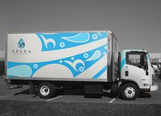 Design #14 von GeorgeLayers | Create a ( TRUCK WRAP ) for our water delivery trucks
