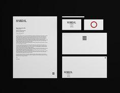 "Check out new work on my @Behance portfolio: ""HARDAL   Identity"" http://be.net/gallery/52110879/HARDAL-Identity"