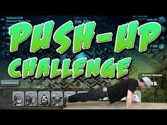 nice CLASH OF CLANS | PUSH UP GoWiPe | COULD YOU BEAT ITClas