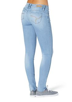 image of Better Booty Baked Skinny Jean