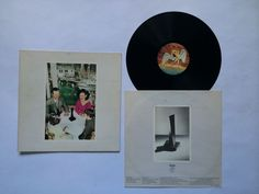Led Zeppelin - Presence_Vinyl Record LP_(SS 8416)