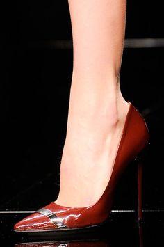 John Richmond FW 2013/ Black Red/ Shoes