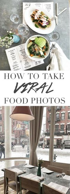 HOW TO TAKE VIRAL FOOD PHOTOS - chachamatcha, mimi chengs, seamores casual restaurant, food styling, food photo tips, instagram, food photography - This street could possibly be the most famous food strip in the world! I can't believe how gorgeous these photos look!