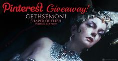 "Enter for your chance to win a ""Gethsemoni: Shaper of Flesh"", Premium Art Print here: http://www.sideshowtoy.com/pinterest-queen-of-the-dead-giveaway/"